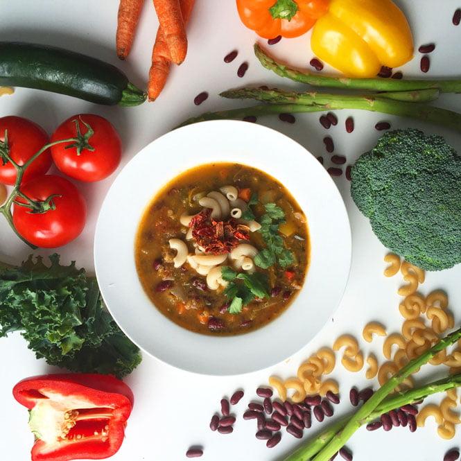 Рецепты суп пюре фото